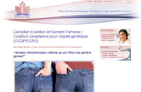 Canadian Coalition for Genetic Fairness