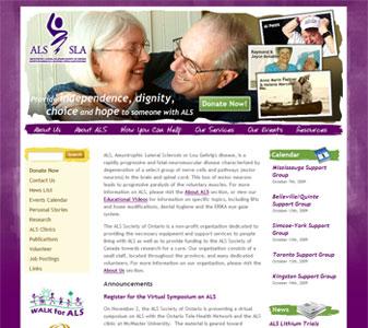 ALS Society of Ontario